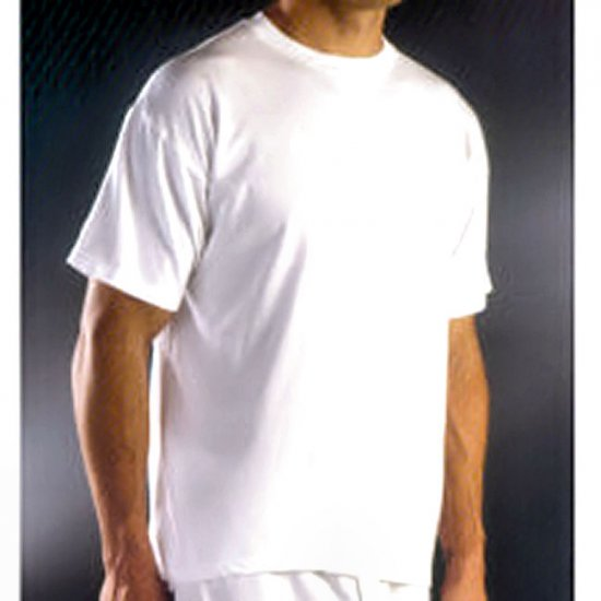 new LOT 3 XL PLAIN WHITE t-shirt shirt top sports basketball women's men's clothing gift football