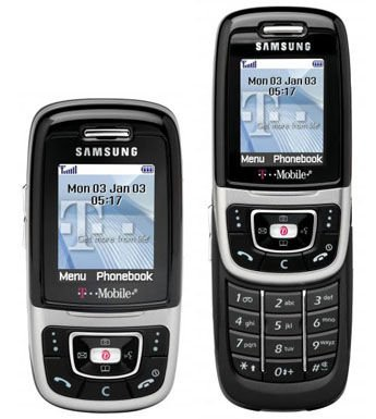 SAMSUNG E635 SLIDER CELL PHONE ELECTRONIC
