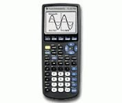 Texas Instruments TI-83 Plus Graphic Calculator scientific school math physics engineer electronic