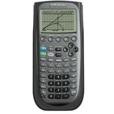 Texas Instruments TI-89 titanium Graphic Calculator scientific school math physics electronic
