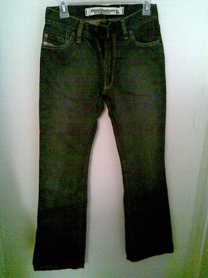 DIESEL 27 ITALY JEANS JUNIOR'S SEXY WOMEN'S PANTS DENIM CLOTHES CLOTHING