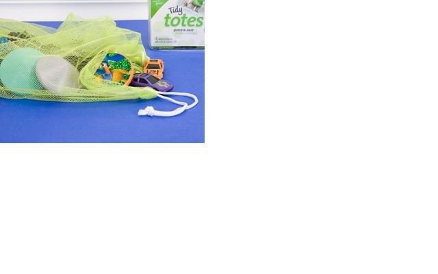 LARGE MINT GREEN MESH DRAWSTRING BAG lot 40 STORAGE CLUTTER HOME OFFICE KIDS SCHOOL BALL