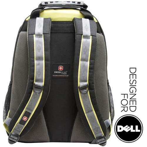 Backpack Fits Laptop Screen Up to 15.6 in. Green Dell swiss army swissgear school work biking bag