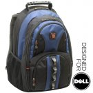 Backpack Fits Laptop Screen Up to 15.6 in. BLUE Dell swiss army swissgear school work biking bag