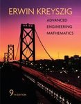 Advanced Engineering math Mathematics Erwin Kreyszig 9th ed. college