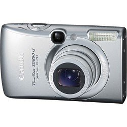 CANON POWERSHOT SD890 IS 10MP ELPH ELECTRONICS DIGITAL CAMERA PHOTO