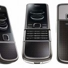 NOKIA 8800 8800e triband silver or black cell phone electronic GSM UNLOCKED carbon sapphire arte