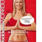 GODDESS WORKOUT DOLPHINA bellydance beyond basics exercise health DVD electronic