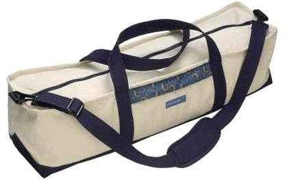 NEW DESIGNER Genuine Shrimp YOGA PILATES MAT CARRIER GYM BAG - Duffle women's clothing accessory