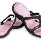florence pink WOMEN'S CROCS SHOES SANDAL SLIPPER SANDALS size 8 ACCESSORY