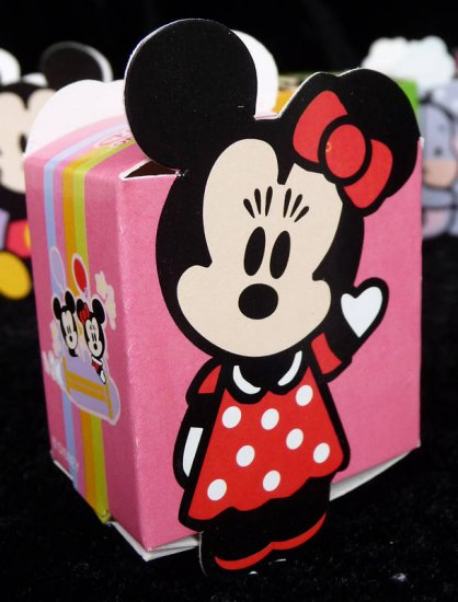 N cute pink minnie mouse party favor box birthday for Minnie mouse jewelry box