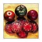 Black Krim Tomato 30 Seeds - Russian Heirloom home garden plant