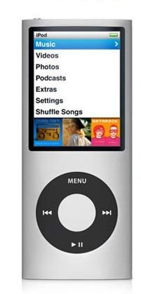 """4GB 1.8"""" LCD Shakable MP3 MP4 FM 4th Gen Player electronic accessory running workout"""