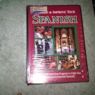 RED casette audio SPANISH beginner book books home family lesson education