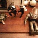 VINTAGE TURTLE DECORATIVE COLLECTIBLE FIGURINE HOME