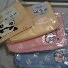 aaa black white A YELLOW SANRIO JAPAN SAN-X PANDA MAKEUP BAG POUCH ZIPPER BEAUTY HEALTH HOME