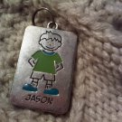 jason keychain pendant VINTAGE JEWELRY WOMEN'S FASHION CLOTHING ACCESSORY