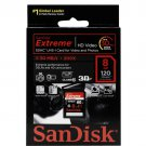 SanDisk 8GB Extreme Class 10 SD Flash Memory Card HD 3D electronic accessory