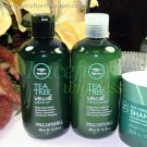 Paul Mitchell TEA TREE Special Shampoo Conditioner 300 mL Set beauty family home hair care