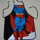 Superman Sexy apron cooking kitchen home fun costume clothing women's mens