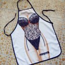 Lacy Sexy apron cooking kitchen home fun costume clothing women's mens