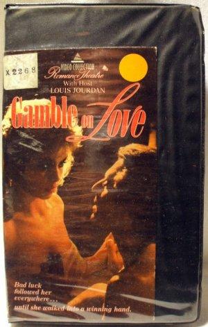 Gamble on Love (VHS, 1989)