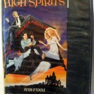 High Spirits VHS Peter O'Toole, Daryl Hannah