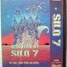 Disaster at Silo 7 VHS Michael O'Keefe