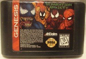 Separation Anxiety Sega Genesis game