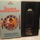 Alice's Restaurant VHS Arlo Guthrie, Pat Quinn