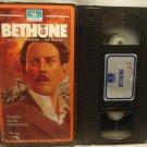 Bethune VHS Donald Sutherland, Kate Nelligan