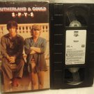 Spys VHS Jim Sutherland & Gould