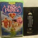 The Frog Prince VHS Jim Henson Family Film