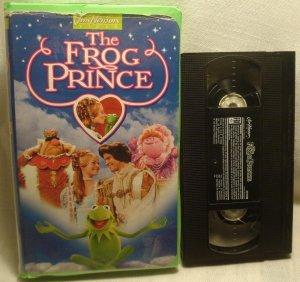 The Frog Prince VHS Jim Henson Family Film