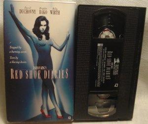 Red Shoe Diaries VHS Zalman King