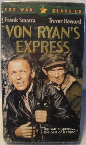 Von Ryan's Express VHS Frank Sinatra, Howard NEW