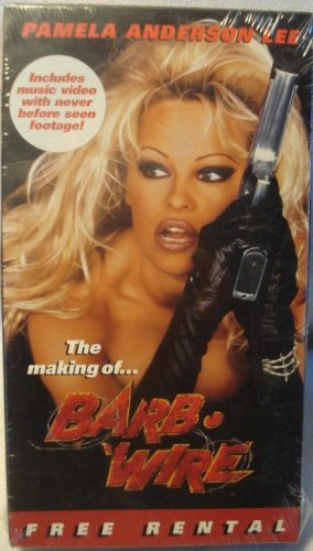 The Making of Barb Wire VHS NEW