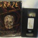 Craze VHS Jack Palance, Trevor Howard