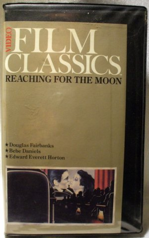 Reaching for the Moon (VHS)