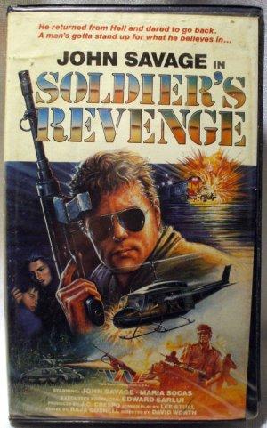 Soldier's Revenge (VHS)