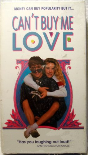 Can't Buy Me Love (VHS, 1995) NEW