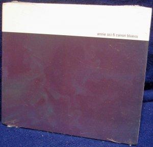 Annie Sci-Fi Canon Blue(s) (CD) NEW