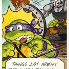 Donatello & Rocksteady Get Well Soon Greeting Card - Ninja Turtles - TMNT