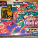 "Japanese ""Super Turtles"" Donatello Action Figure - Ninja Turtles - TMNT"
