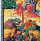 TMNT Japanese Trading Card - PP Card #17 - Teenage Mutant Ninja Turtles