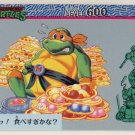 TMNT Japanese Trading Card - PP Card #13 - Teenage Mutant Ninja Turtles