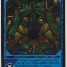 TMNT Trading Card Game - Foil Card #10 - Sparring - Ninja Turtles