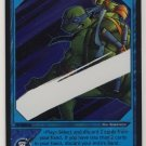 TMNT Trading Card Game - Foil Card #15 - Quick Draw - Ninja Turtles