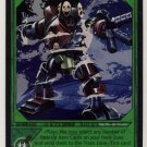 TMNT Trading Card Game - Foil Card #33 - Absorption - Ninja Turtles