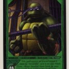 TMNT Trading Card Game - Foil Card #37 - Shinkan - Ninja Turtles